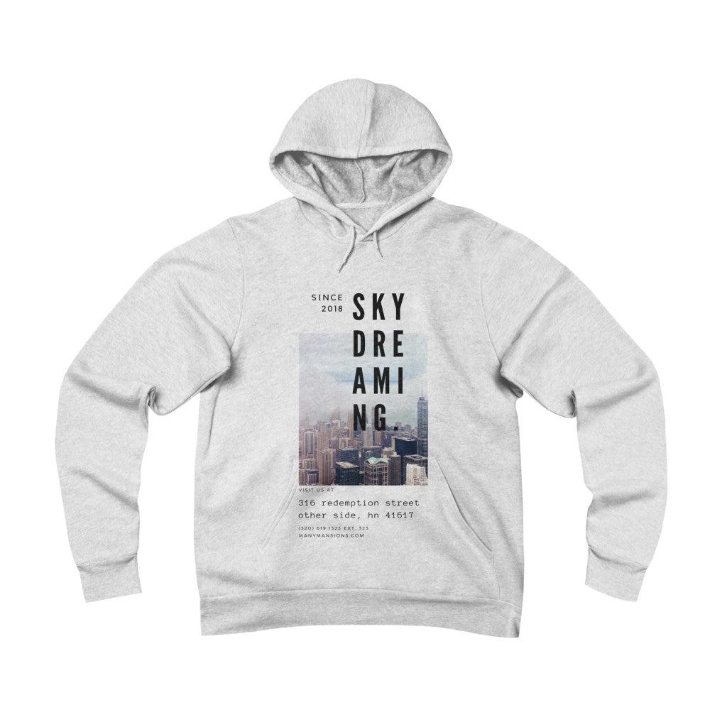 The SD Redemption St. Fleece Pullover Hoodie