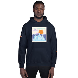 The SD Horizon Unisex Hoodie