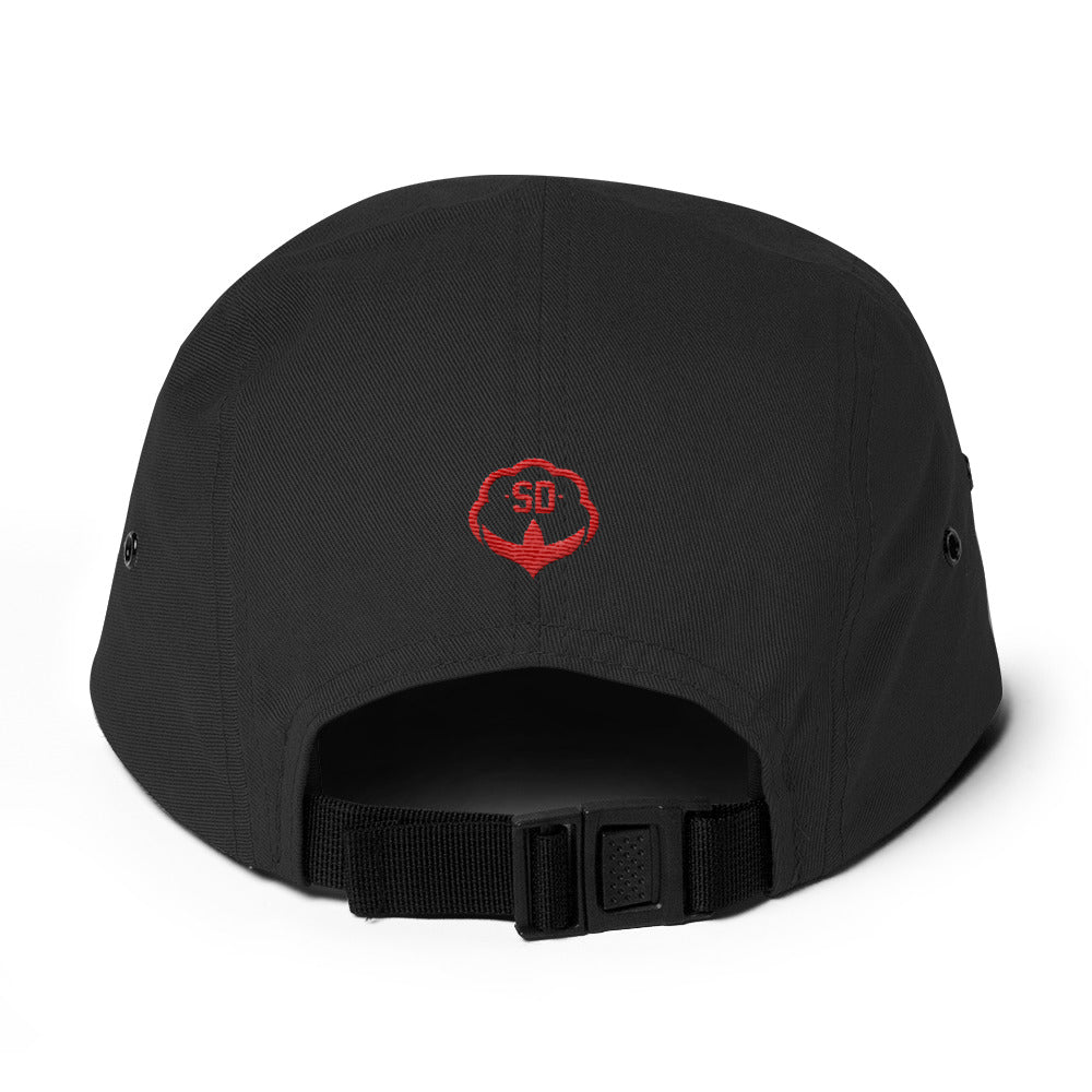 The SD Five Panel Cap