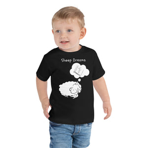 The Little Dreamer's Toddler Short Sleeve Tee