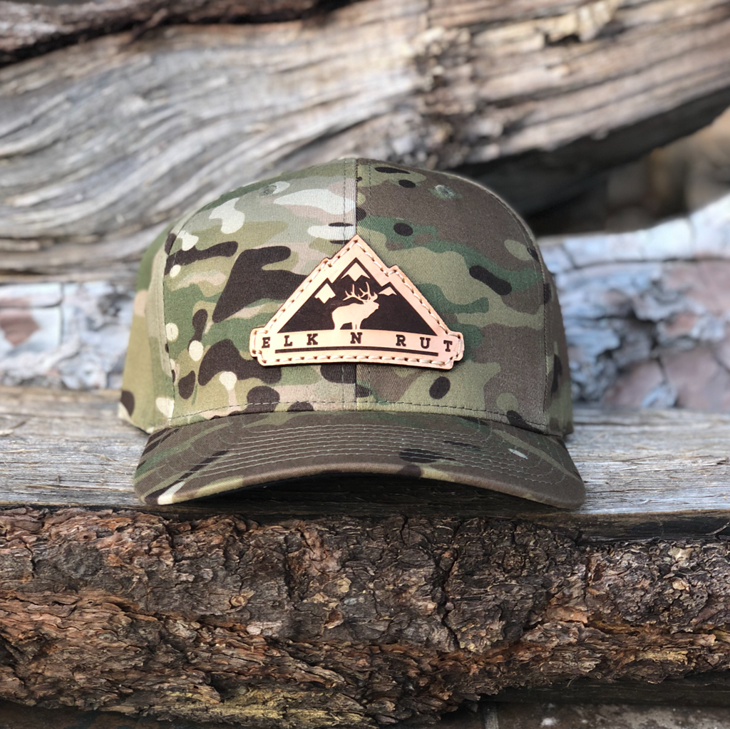 Elk Hunting Hats | Elk N Rut Apparel | Pronounced Elk In Rut