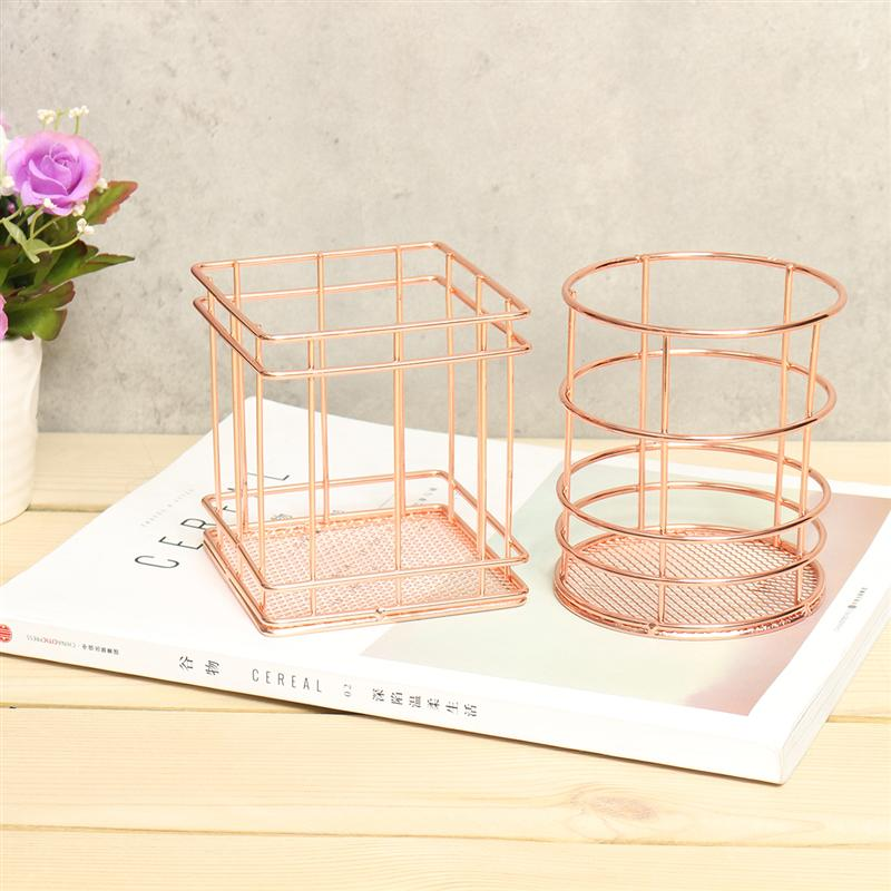 Rose Gold Desk Set