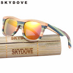 New! SkyDove Bamboo Sunglasses
