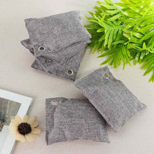 Load image into Gallery viewer, Bamboo Charcoal Air Purifier Bags Set of 5