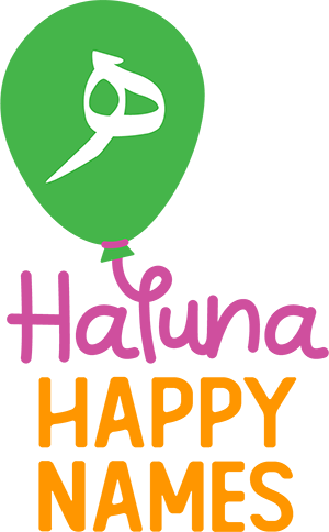 Haluna Happy Names