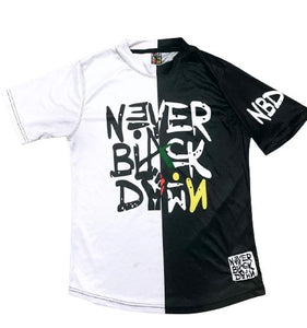 NEVER BLACK DOWN®️ Children's Crew Neck Sweat Shirt