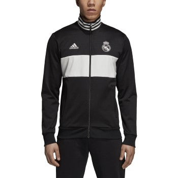 adidas Real Madrid 3S Track Top Bla