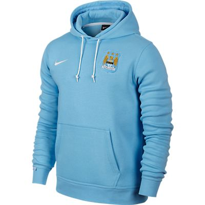 Nike Manchester C Core Hoody Blue