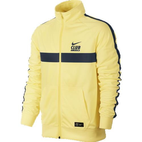 Nike America Core Jkt Lemon-Navy