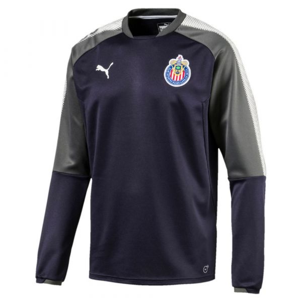 Puma Chivas Trg Sweat Blue