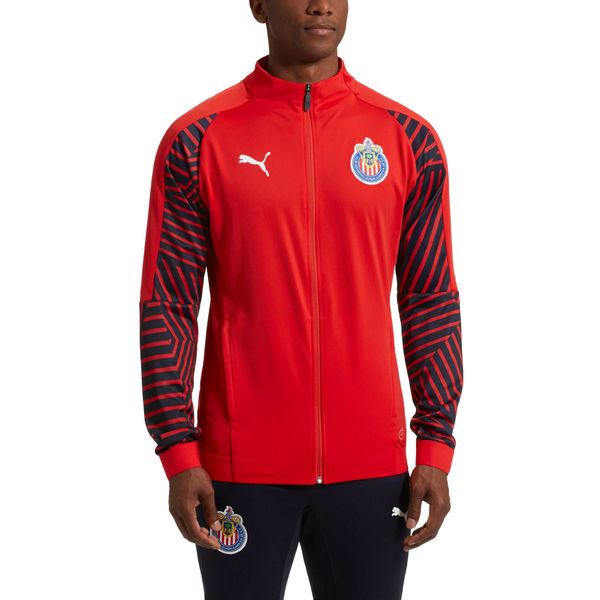 P Chivas Jacket Red