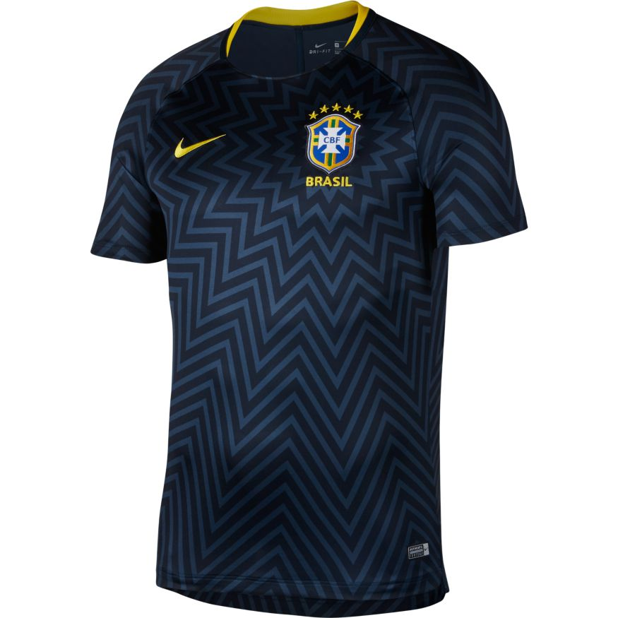 Nike Brasil Squad Top Armory Navy