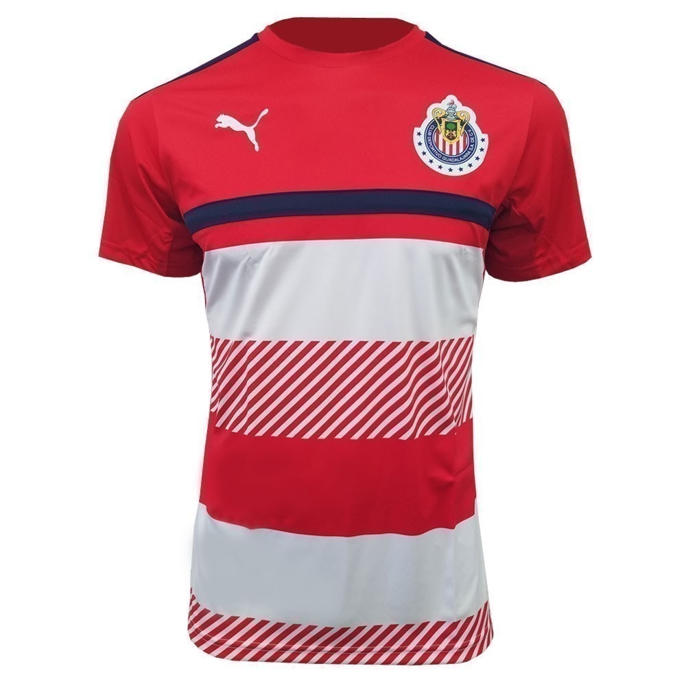 Puma Chivas Training Jsy 16-17