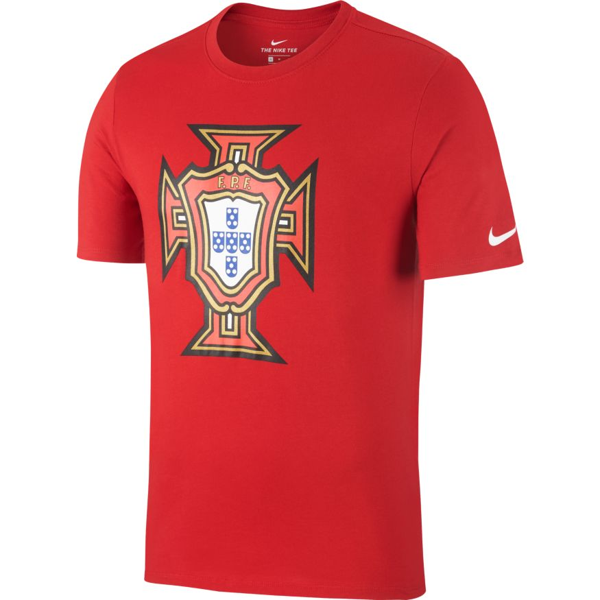 Nike Portugal T-Shirt Red