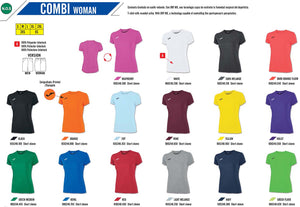 Joma Combi Woman Shirt