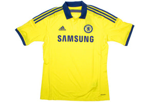 adidas Chelsea Away Jsy 14 Yellow-B