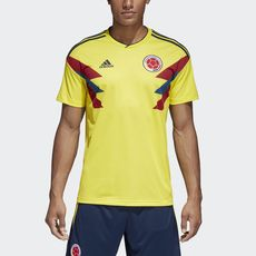 adidas Colombia Home Jsy 17-18 Yell