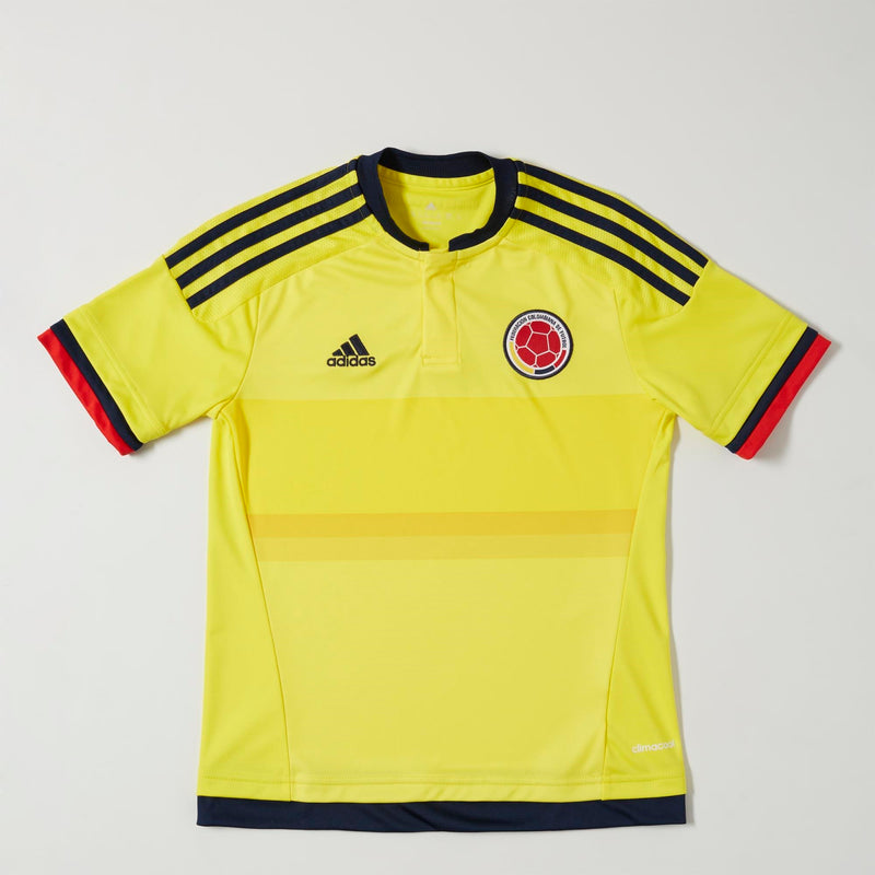 adidas Colombia Home Jsy  Kids 15 Yel