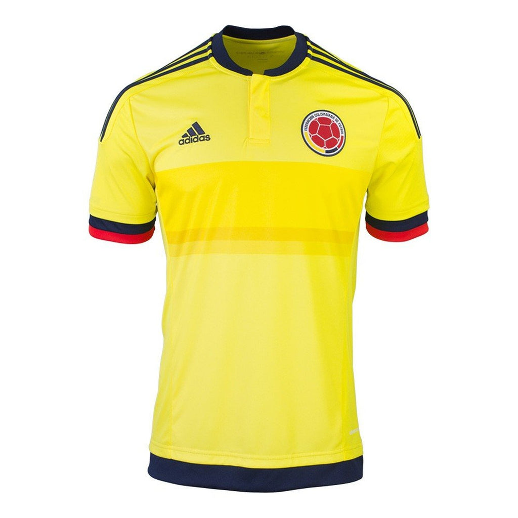 adidas Colombia Home Jsy 15 Yellow-