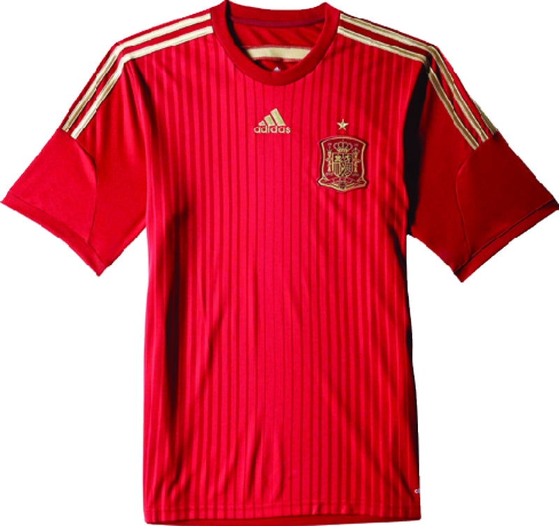 adidas España Home Jsy 15 Red