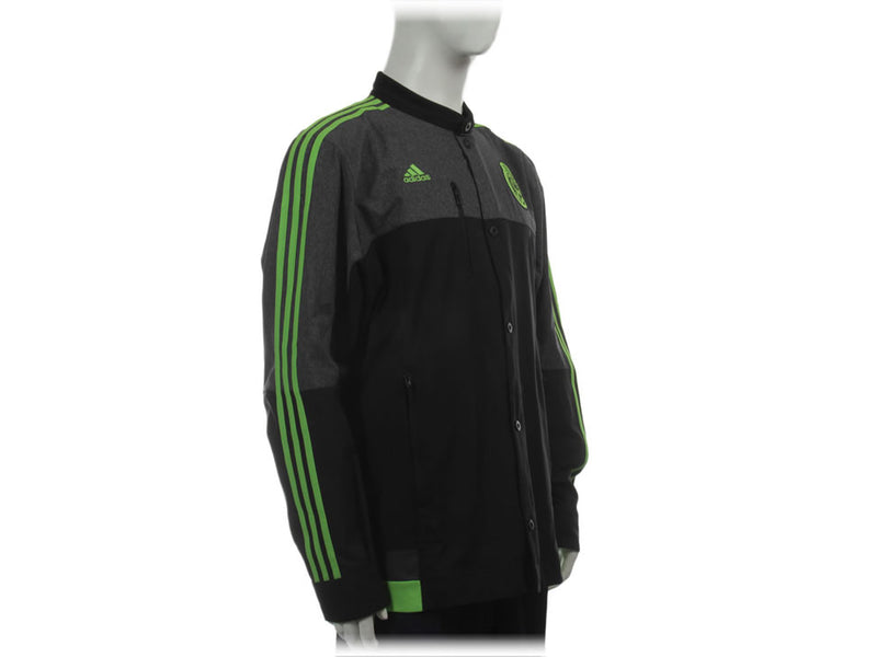 adidas Mexico Ant Jkt Black-Green-G