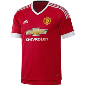 adidas Manchester U Home Jsy 15 Red