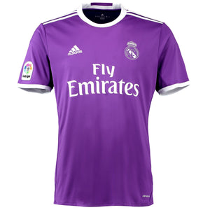 adidas Real M Away Jsy  Kids 16 Purpl