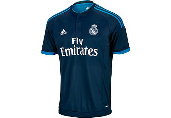 adidas Real Madrid 3RD Jsy  Kids 15 N
