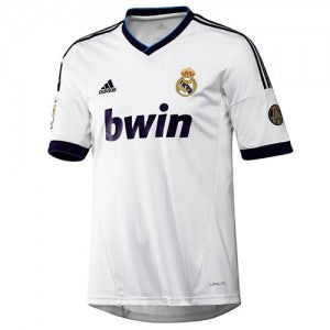 adidas Real Madrid Y Home Jsy 2012
