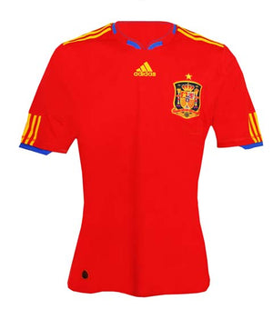 adidas Spain Home  Kids 2010-2011 Re