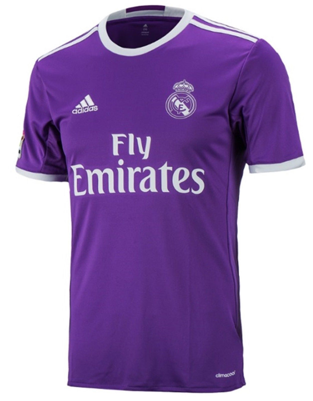 adidas Real Madrid Away Jersey 16