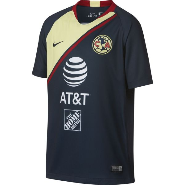 Nike America Away Jsy 18  Kids Navy