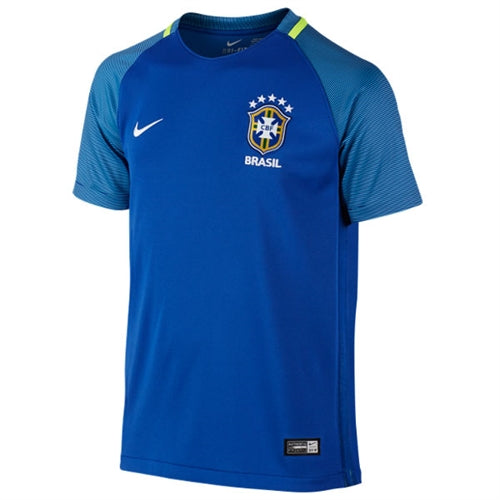 Nike Brasil  Kids Away Jsy 16 Royal