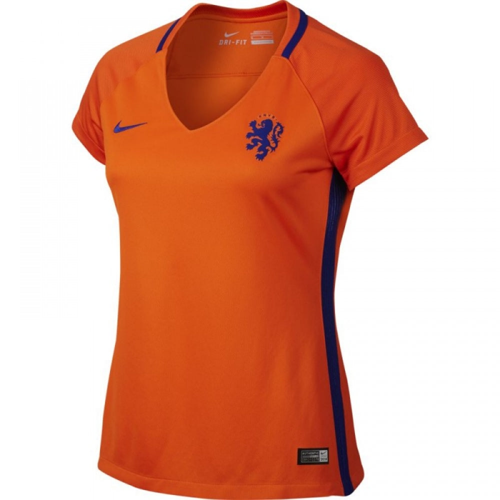 Nike Dutch Home W Jsy 16 Orange
