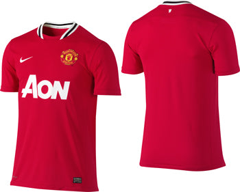 Nike Manchester Home Jsy 2011-12