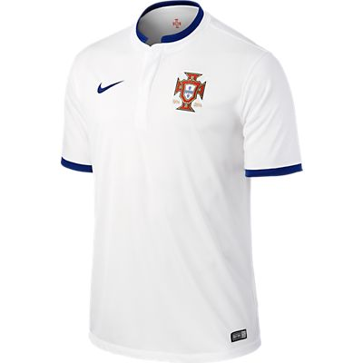 Nike Portugal Away Stadium Jsy 14