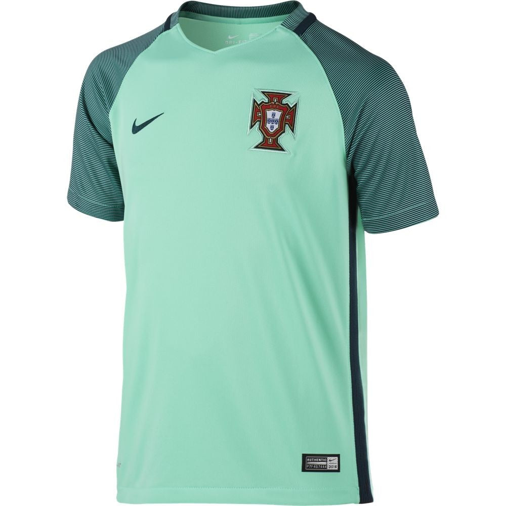 Nike Portugal  Kids Away Jsy 16 Gre