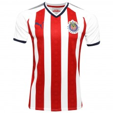 Puma Chivas Home Jsy 17 Red-White