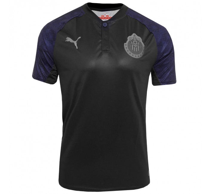 Puma Chivas Away Jsy 17 Black