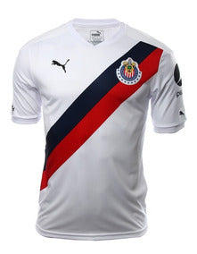 Puma Chivas Away Shirt  Kids 16-17