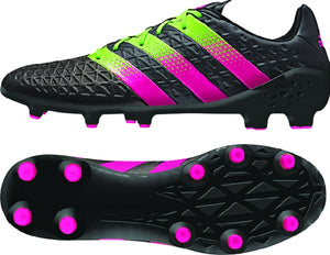adidas Ace 16.1 FG-AG Black-Green-P