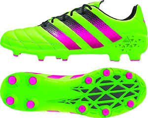 adidas Ace 16.1 FG-AG Leather Green