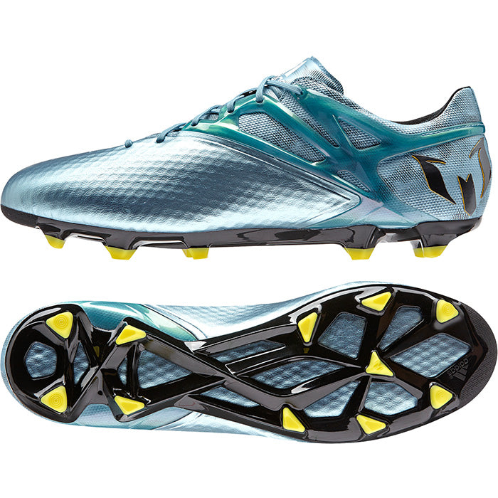 adidas Messi 15.1 FG-AG Ice-Yellow-