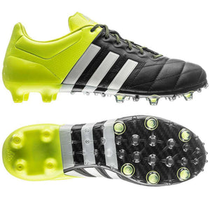 adidas Ace 15.1 FG-AG Black-White-Y
