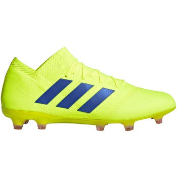 adidas Nemeziz 18.1 FG Yellow-Blue-