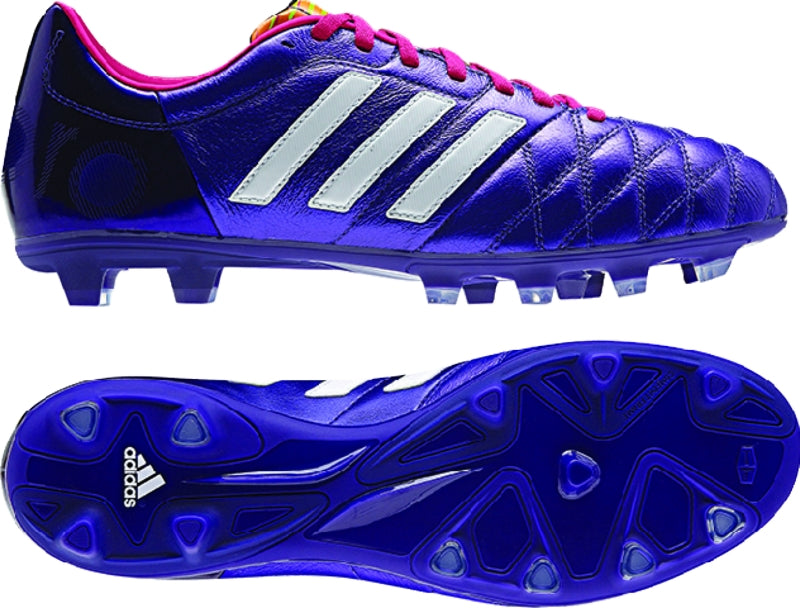 adidas 11Nova Trx FG Purple-White