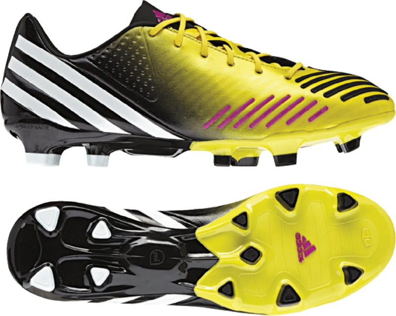 top fashion fast delivery outlet store sale adidas Predator LZ Trx FG Yellow-Bl