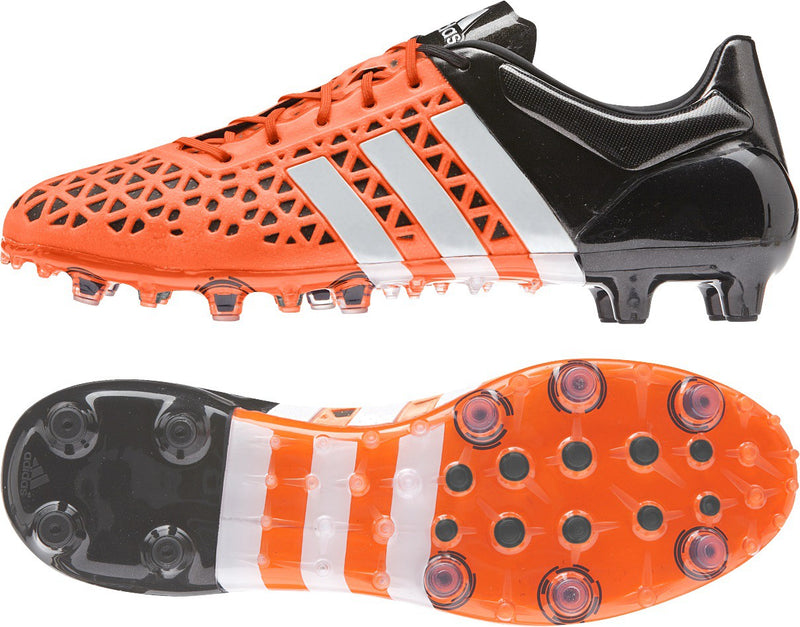 adidas Ace 15.1 FG-AG Orange-White-