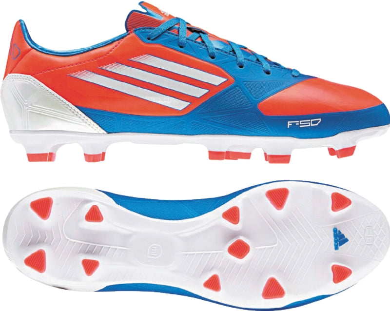adidas F30 Trx FG Red-Blue