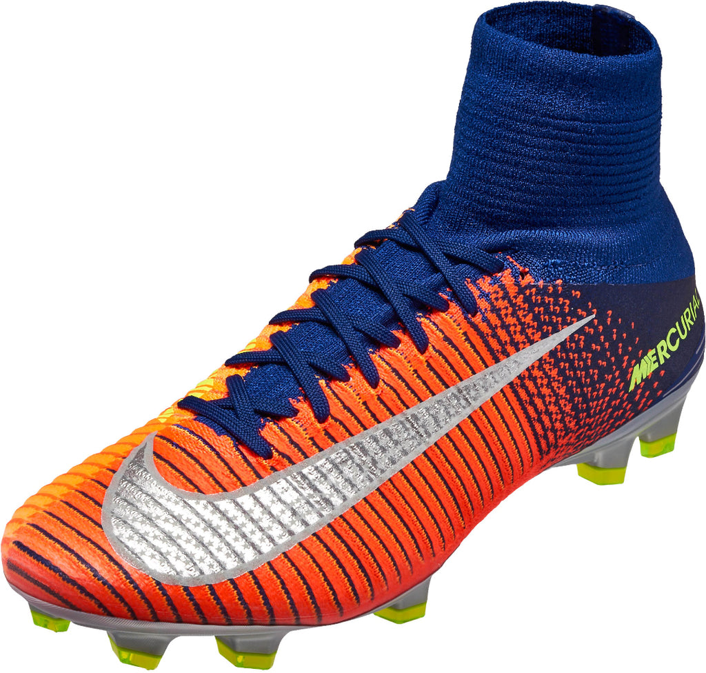 Nike Mercurial Superfly V FG Roya